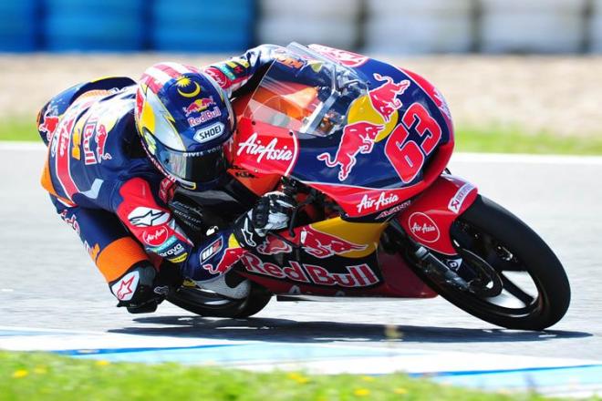 Test KTM: Khairuddin nahradí Mavericka Viñalese