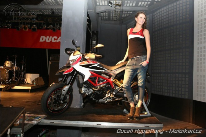 Ducati HyperParty se povedla