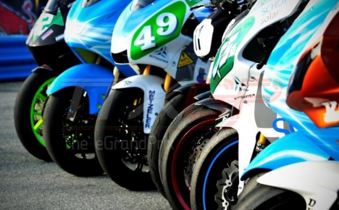 e-Superbiky v roce 2013