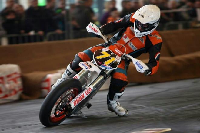 Pavel Kejmar mìní KTM za Hondu italského týmu
