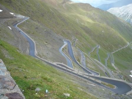Passo Stelvio 2012