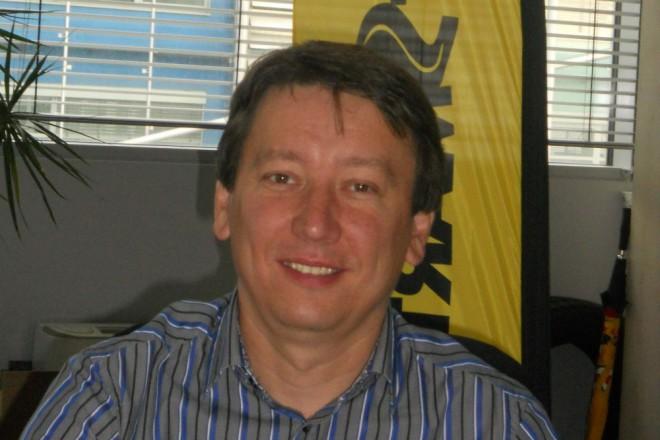 Bohdan Krejèí, manažer Dunlop ÈR, odpovídal on-line