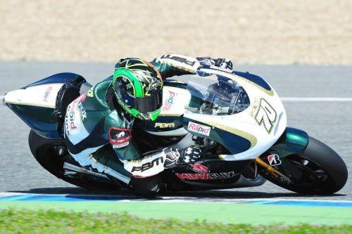 Laverty se tìší na první sezónu MotoGP