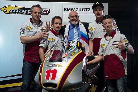 Marc VDS Racing má plány pro MotoGP