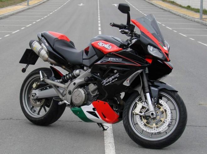 Dragon TT - Aprilia Sonno GTR