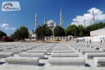 Mešita Sultan Ahmed v Istanbulu