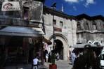 Vchod do Grand bazaru v Istanbulu