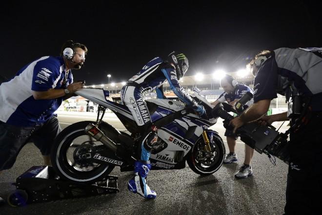 První GP sezony - Velká cena Kataru
