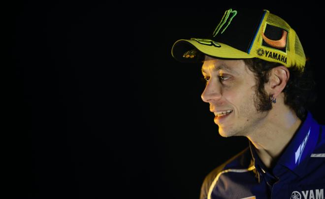 """Valentino Rossi: """"Cítím se poøád jako šampion"""""""