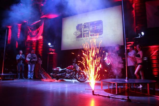 Harley-Davidson Premium Night odstartovala oslavy 110. výroèí