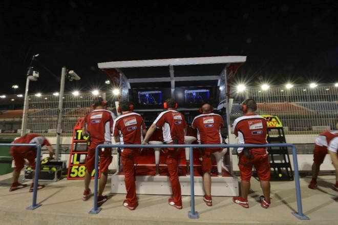 Nedìle v Losail – den závodu GP Kataru