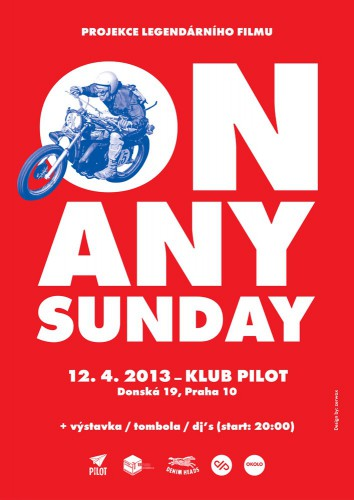 Soutìž o vstupenky na film On Any Sunday