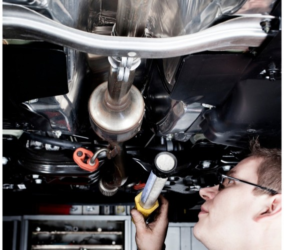 Probl�m diesel� sou�asnosti: Aneb, kdy� je filtr pevn�ch ��stic ucpan�...