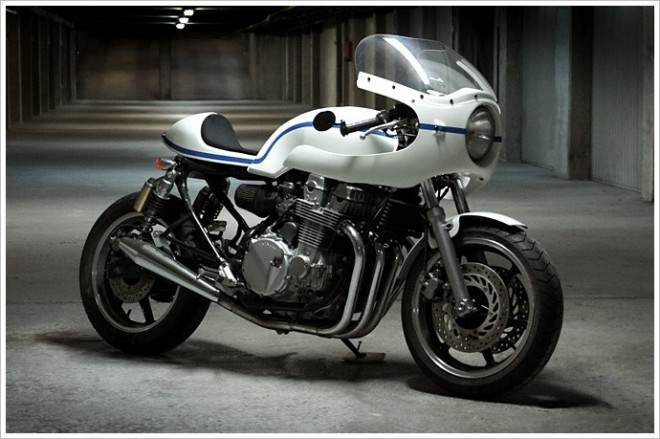 "Honda CB750 ""Old Spirit"""