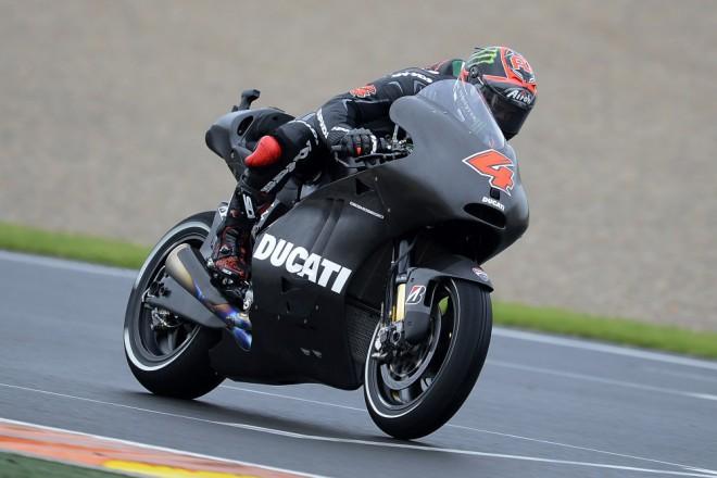 Zm�ny v testech MotoGP