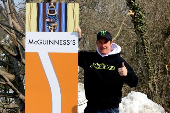McGuinness a Molyneux mají už také své zatáèky