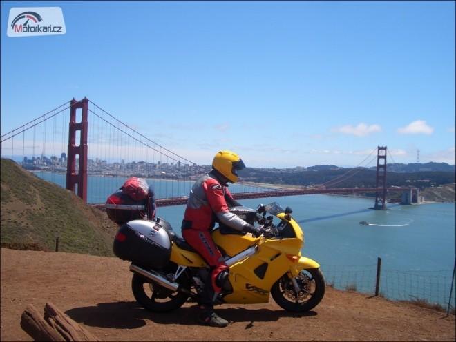 Život s motocyklem v zámoøí