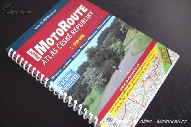 Nový atlas ÈR od MotoRoute