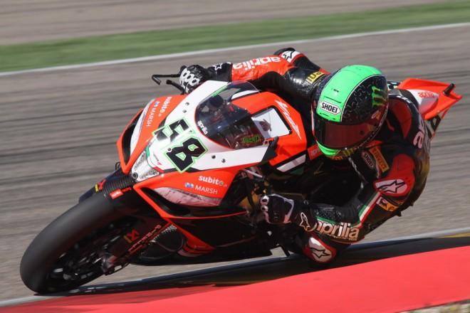 Eugene Laverty nejrychlejším v FP2 superbikù