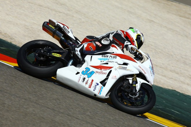 Com Plus SMS Racing: Tìžký španìlský rozjezd