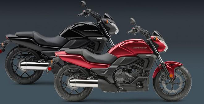Honda CTX700 už na podzim v Milánì!