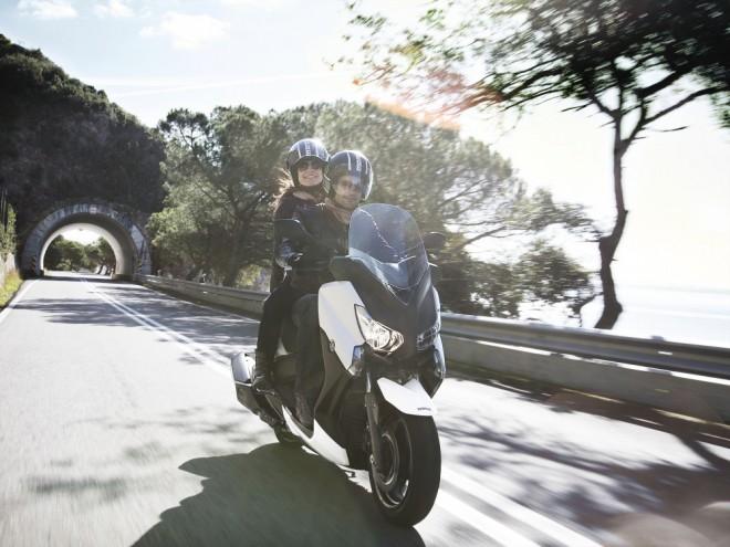 Yamaha pøedstavila nový X-MAX 400