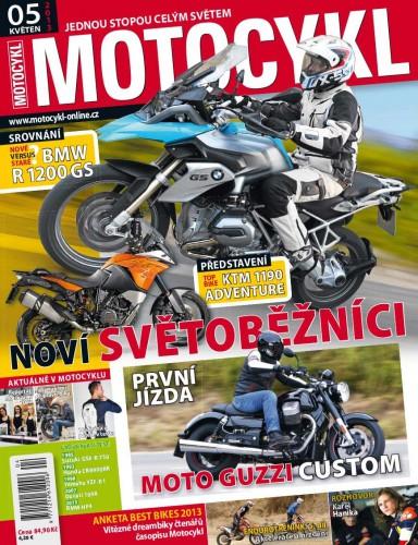 Motocykl 5/2013