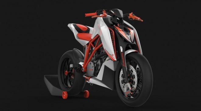 Mirco Sapio - Super Duke 1200R Concept