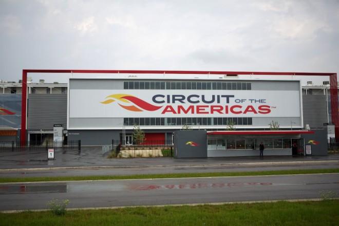 Druhá GP sezony - Velká cena Texasu