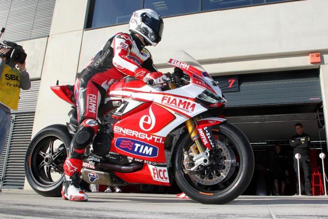 Ducati testovala v Jerezu