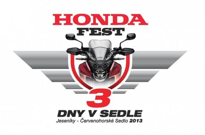Pozvánka na Honda Fest 2013
