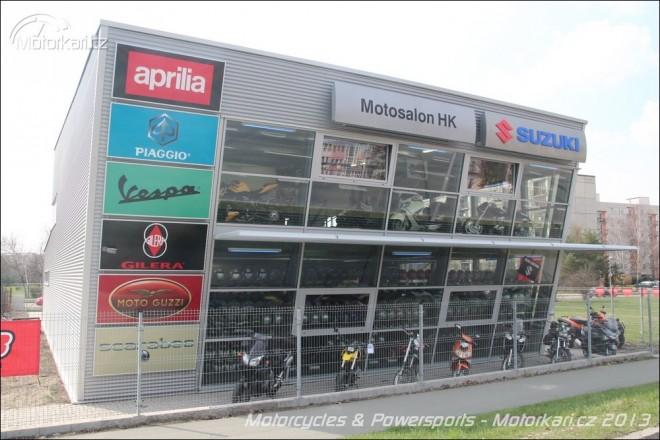 Motosalon Hradec Králové