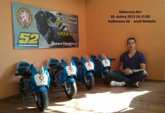 Startuje projekt Pešek Racing Academy