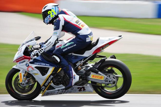 IDM*Superbike: Pole pro Reiterbergera, M. Smrž druhý