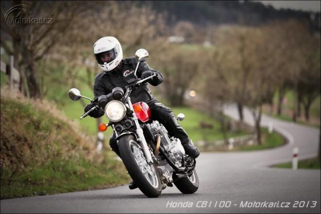 Honda CB1100 - klasik bez kompromisu