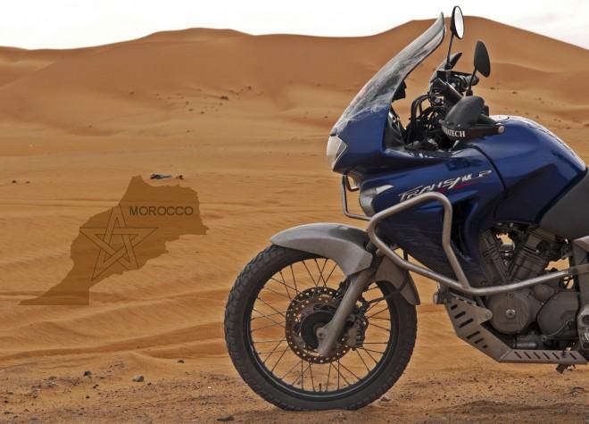 Do Afriky, do Maroka