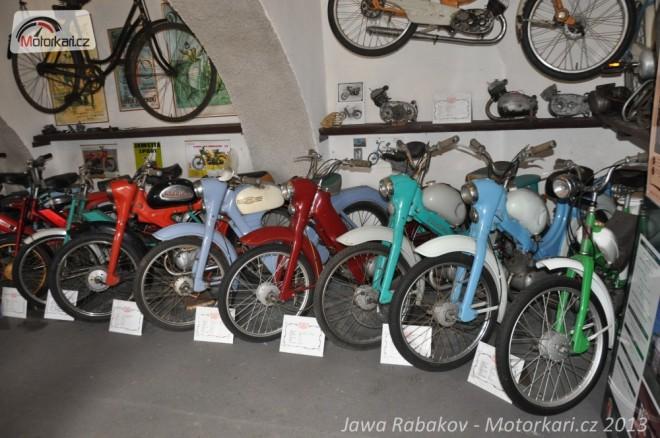 Jawa muzeum Rabakov