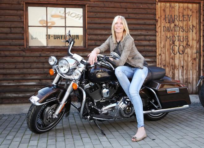 Oslavy u Harley-Davidson pokraèují