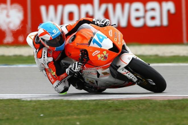 ProRace Honda: Do tøetího závodu ze tøinácté pozice