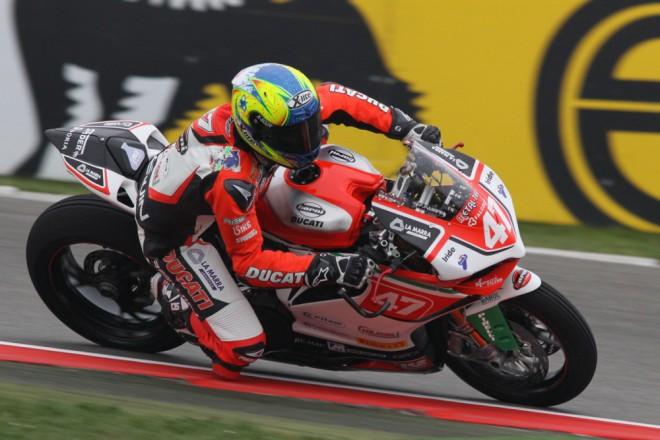 Eddi La Marra vítìzem závodu Superstock 1000 v Assenu