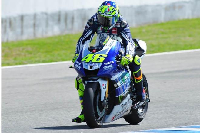 Valentino Rossi: Stupnì v Jerezu? Nebo dokonce 9. vítìzství?