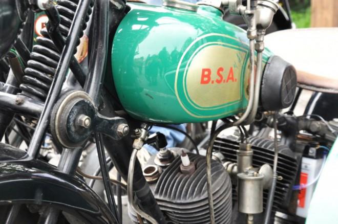 1. setkání motocyklù BSA