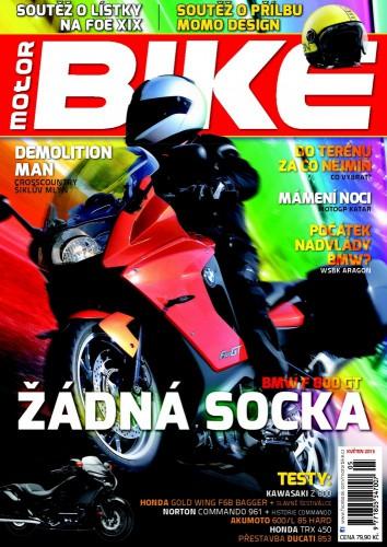 Motorbike 5 / 2013