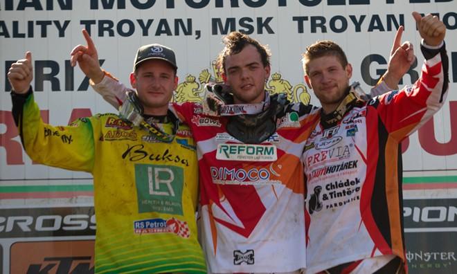 Rakušan Walkner vyhrál GP Bulharska, Michek bere støíbro