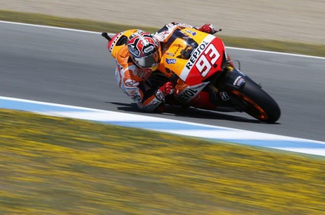 """Star Repsol-Honda Marc Marquez: """"Byl to velmi dobr� test"""""""