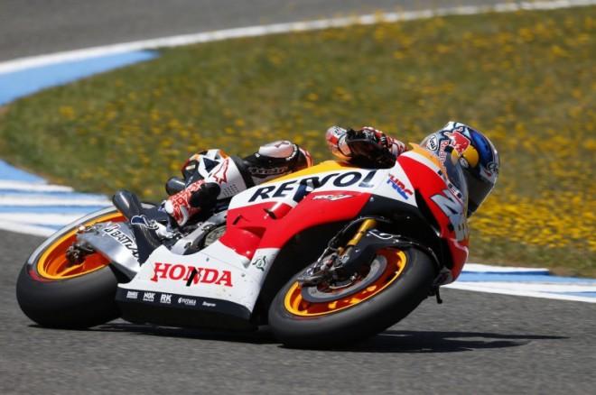 Vítìz z Jerezu Dani Pedrosa: Test pro GP Le Mans