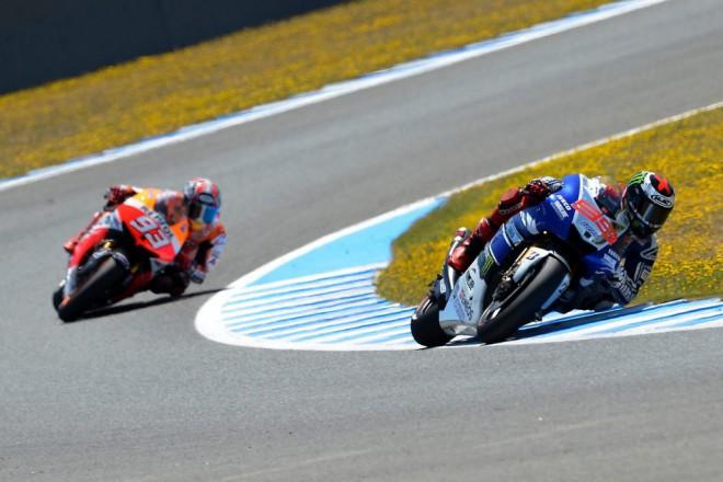 Test v Jerezu: Jorge Lorenzo chv�l� nov� �as�