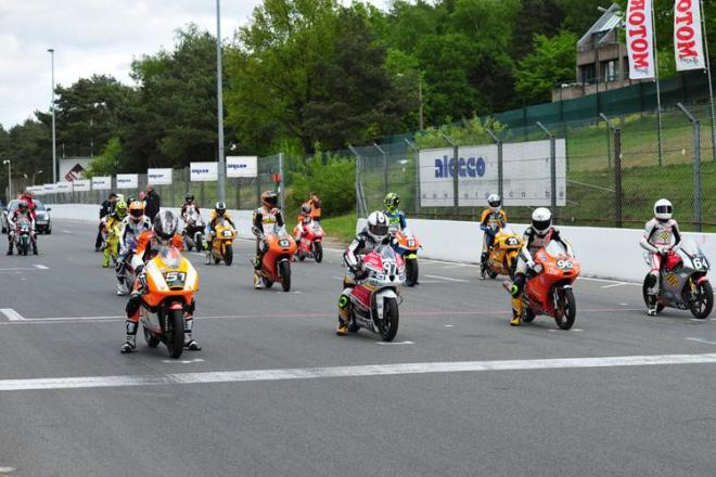 Zolder Moto3: Chmel�k dojel sedm�