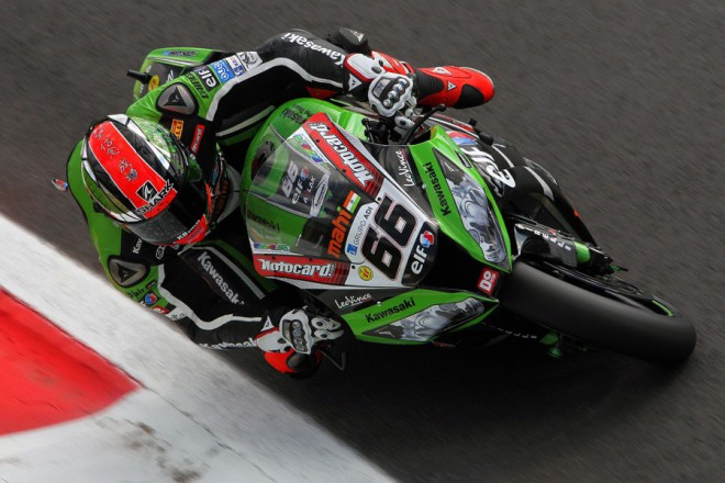 Monza: Superpole vyhr�l Tom Sykes