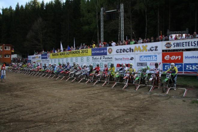MMÈR v motokrosu pokraèuje závodem v Pacovì